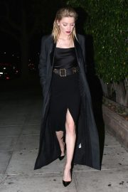 Amber Heard Out for Dinner in Beverly Hills 2018/10/14 7