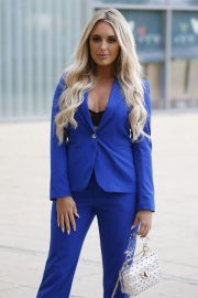 Amber Turner Out in Basildon, England 2018/10/11 2