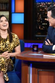 America Ferrera at Late Show with Stephen Colbert 2018/09/25 2