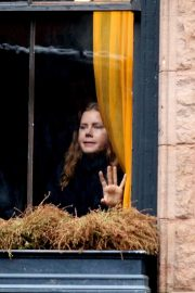 Amy Adams on The Set of Woman in the Window in New York 2018/10/15 4