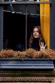 Amy Adams on The Set of Woman in the Window in New York 2018/10/15 5
