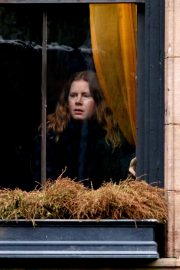 Amy Adams on The Set of Woman in the Window in New York 2018/10/15 7