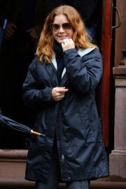 Amy Adams on The Set of Woman in the Window in New York 2018/10/15 8