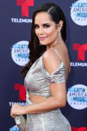Ana Lucia Dominguez at Latin American Music Awards 2018 in Los Angeles 2018/10/25 1