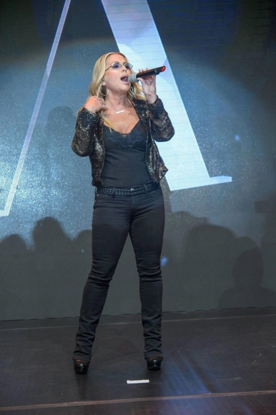 Anastacia Performs at Kinderhilfe Gala 2018 in Vienna 2018/10/19 1