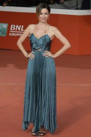 Andrea Delogu at The Girl in the Spider's Web Premiere at Rome Film Festival 2018/10/24 6