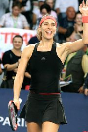 Andrea Petkovic at BGL BNP Paribas Luxembourg Open Tennis 2018/10/16 2