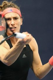 Andrea Petkovic at BGL BNP Paribas Luxembourg Open Tennis 2018/10/16 5