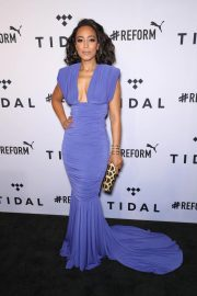 Angela Rye at Tidal x Brooklyn at Barclays Center in New York 2018/10/23 3