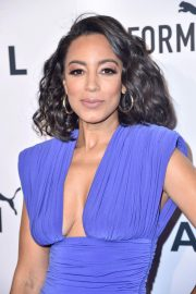 Angela Rye at Tidal x Brooklyn at Barclays Center in New York 2018/10/23 5