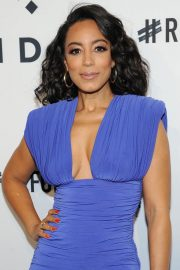 Angela Rye at Tidal x Brooklyn at Barclays Center in New York 2018/10/23 7