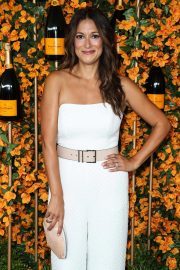 Angelique Cabral at 2018 Veuve Clicquot Polo Classic in Los Angeles 2018/10/06 6