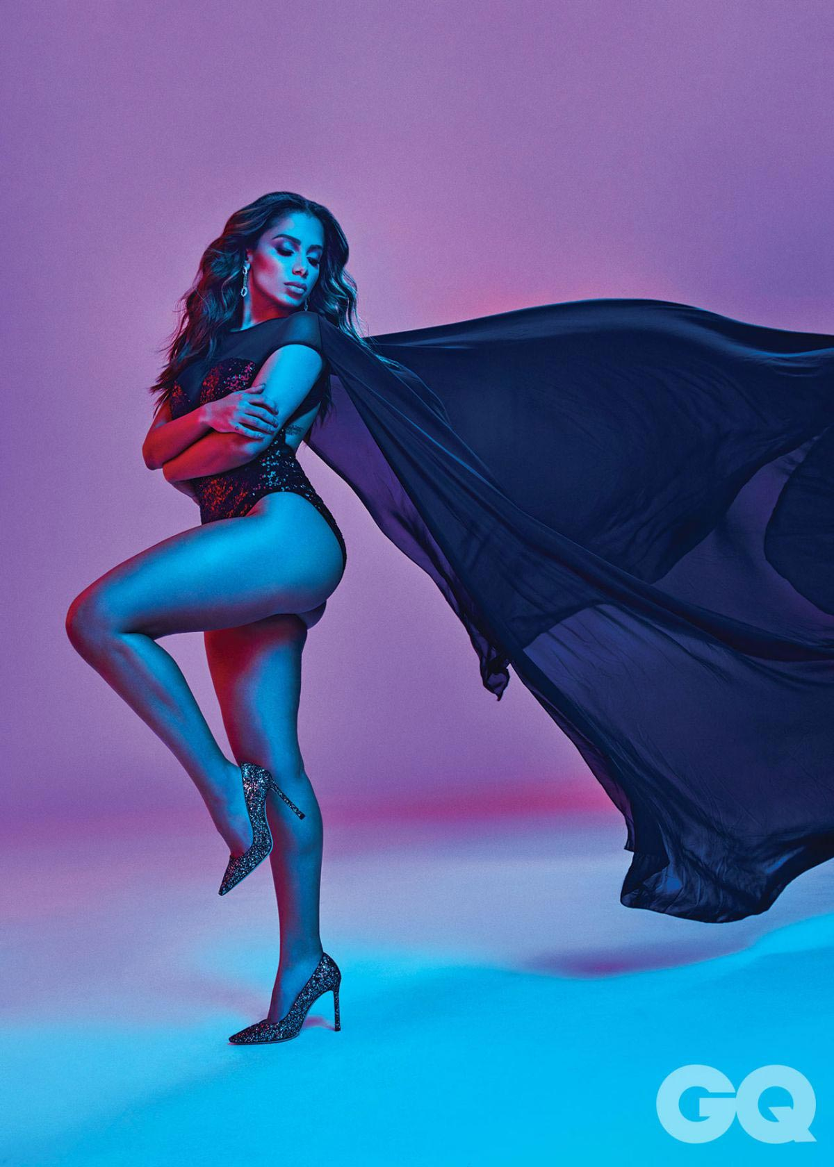 Anitta in GQ Magazine, Mexico October 2018 1