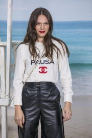 Anna Brewster at Chanel Show at Paris Fashion Week 2018/10/02 4