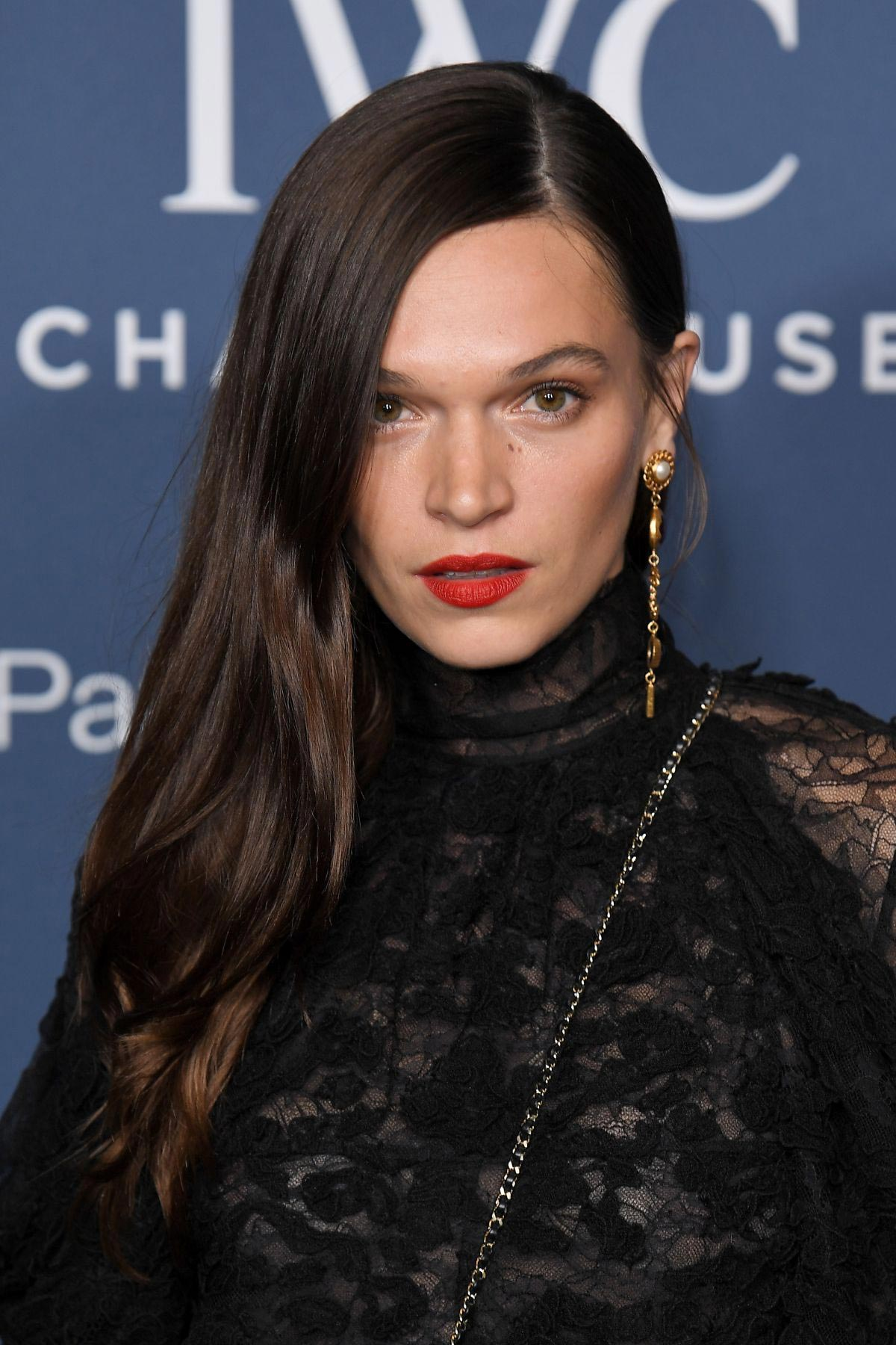 Anna Brewster at IWC Schaffhausen Gala Dinner in London 2018/10/09 1