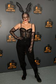 Anne-Marie at Kiss Haunted House Party in London 2018/10/26 2