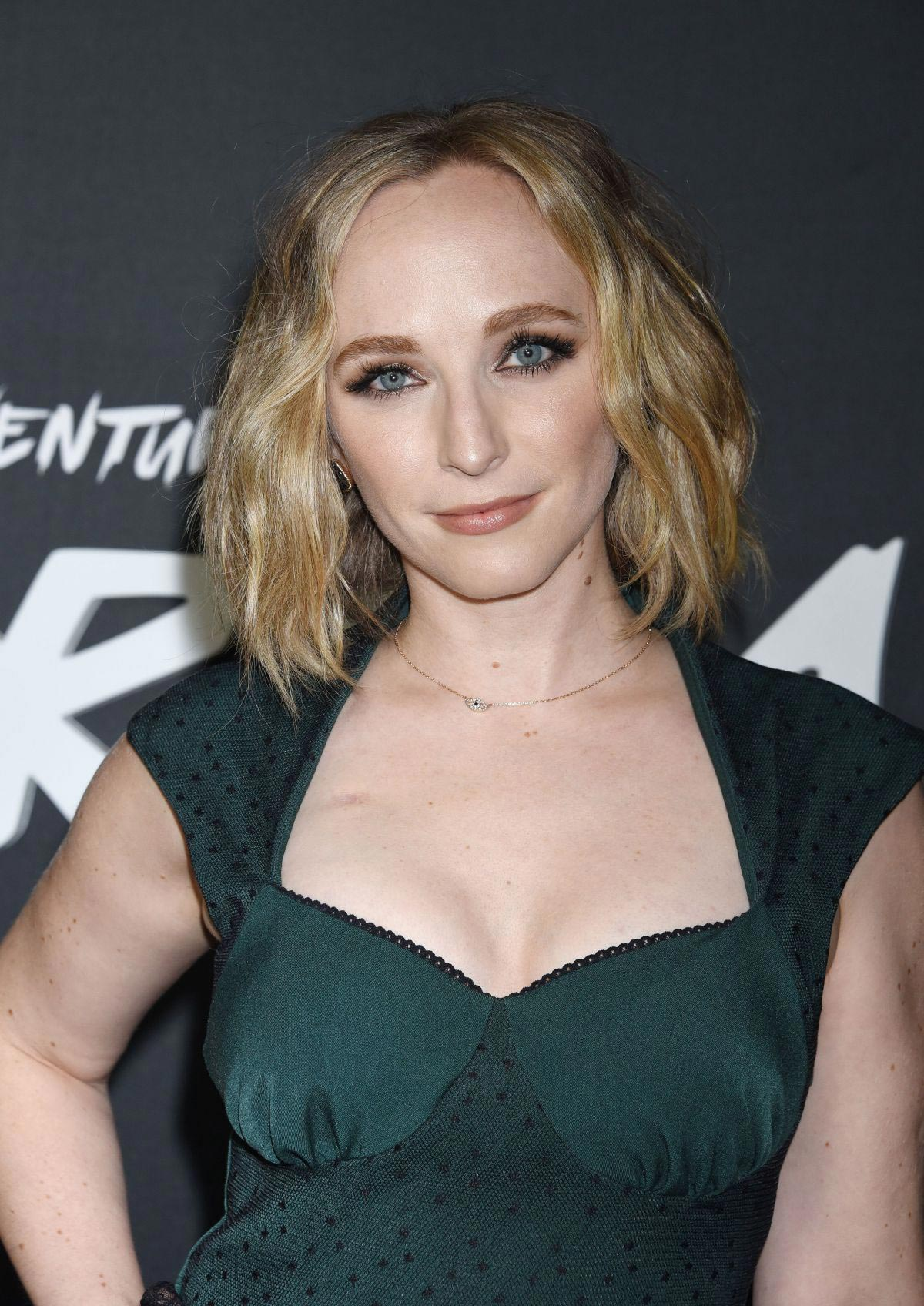 Annette Reilly at Chilling Adventures of Sabrina Premiere ...