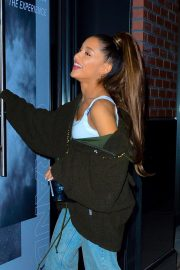 Ariana Grande Night Out in New York 2018/10/02 7