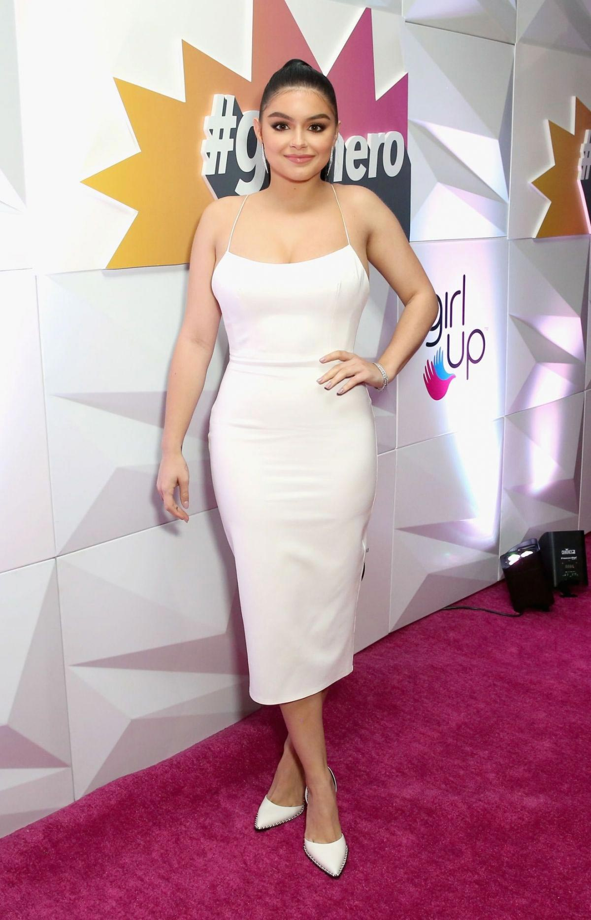Ariel Winter at #girlhero Awards Luncheon in Beverly Hills 2018/10/14 1
