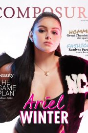 Ariel Winter in Composure Magazine, October 2018 12