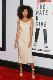 Arlissa Ruppert at The Hate You Give Premiere in New York 2018/10/04 6