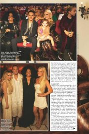 Ashlee Simpson and Evan Ross in Hello Magazine, UK October 2018 5