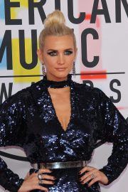 Ashlee Simpson at American Music Awards in Los Angeles 2018/10/09 2
