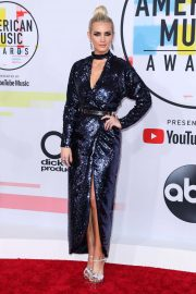 Ashlee Simpson at American Music Awards in Los Angeles 2018/10/09 4