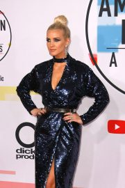 Ashlee Simpson at American Music Awards in Los Angeles 2018/10/09 6