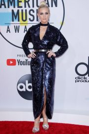 Ashlee Simpson at American Music Awards in Los Angeles 2018/10/09 7