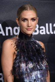 Ashlee Simpson at Gabrielle's Angel Foundation Angel Ball 2018 in New York 2018/10/22 6