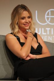 Ashley Benson at Millennial Weekend in Paris 2018/10/14 2