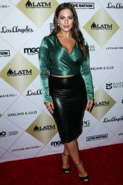 Ashley Graham at Los Angeles Team Mentoring's 20th Annual Soiree 2018/10/26 2
