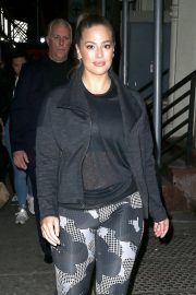 Ashley Graham Night Out in New York 2018/10/23 7