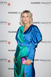 Ashley James at Huawei Mate 20 Pro Launch in London 2018/10/16 3