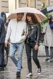 Asia Argento Out in Florence 2018/10/08 5