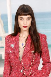 Astrid Berges-Frisbey at Chanel Show at Paris Fashion Week 2018/10/02 2