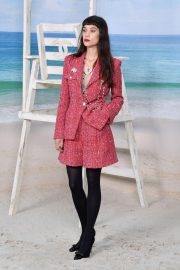 Astrid Berges-Frisbey at Chanel Show at Paris Fashion Week 2018/10/02 5