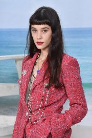 Astrid Berges-Frisbey at Chanel Show at Paris Fashion Week 2018/10/02 7