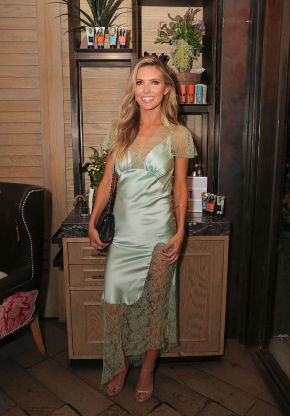 Audrina Patridge at Wild Spirit Fragrance Holiday Collection Dinner in West Hollywood 2018/10/24 1