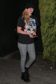 Avril Lavigne at Nice Guy in West Hollywood 2018/10/25 3