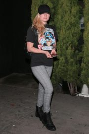 Avril Lavigne at Nice Guy in West Hollywood 2018/10/25 4