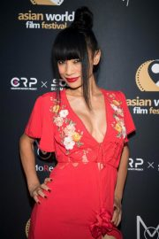 Bai Ling at Love Sonia Premiere at Asian World Film Festival in Culver City 2018/10/24 1