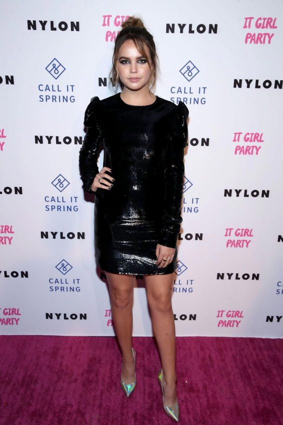 Bailee Madison at Nylon's Annual IT Girl Party in Los Angeles 2018/10/11 1