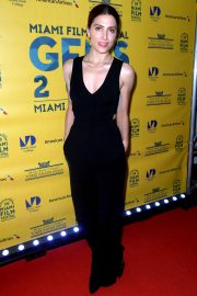 Barbara Lennie at Everybody Knows Premiere at Miami Film Festival 2018/10/13 2
