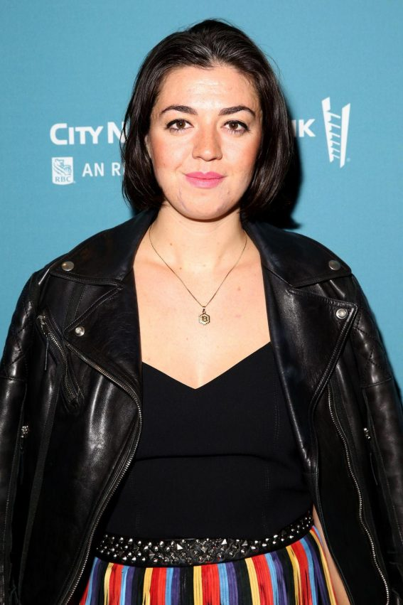 Barrett Wilbert Weed at Power of Broadway, Bryant Park Grill in New York 2018/10/01 1