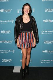 Barrett Wilbert Weed at Power of Broadway, Bryant Park Grill in New York 2018/10/01 2