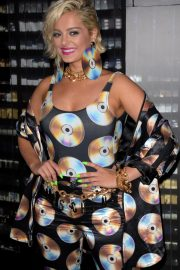 Bebe Rexha at Moschino x H&M Fashion Show in New York 2018/10/24 8