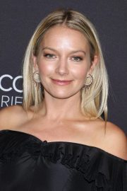 Becki Newton at Tell Me A Story Premiere in New York 2018/10/23 2