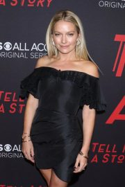 Becki Newton at Tell Me A Story Premiere in New York 2018/10/23 3